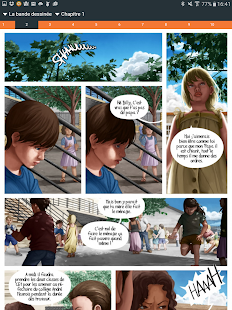Mangadraft - BD, Manga, Comics- screenshot thumbnail