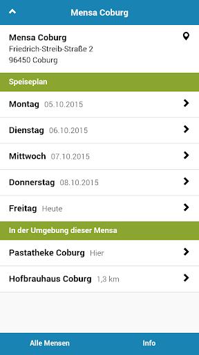 玩生活App|Mensa Coburg免費|APP試玩
