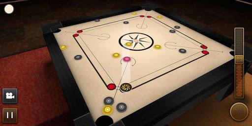 Carrom Club 3D FREE ( CARROM BOARD GAME ) 2.1.9 screenshots 2