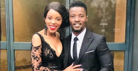Abdul Khoza and his lady Baatile plan on tying the knot next year.