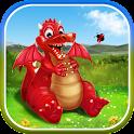 Cute Dragon Live Wallpaper icon