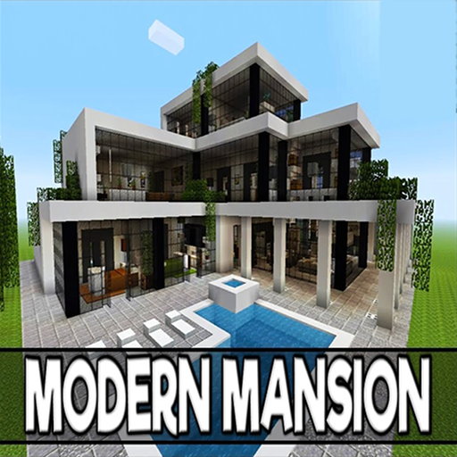 Modern Mansions For Mcpe Apps On Google Play