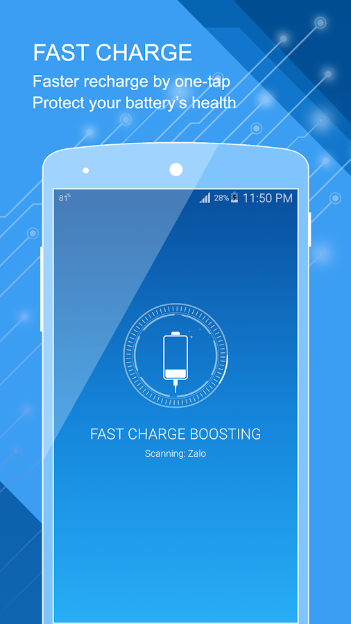 Dr. Battery - Fast Charger- screenshot
