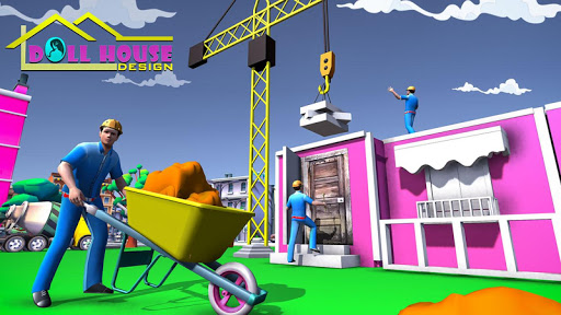 Download Doll House Crafting And House Decorating Game For Pc