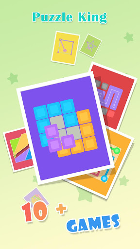 Puzzle King - Puzzle Games Collection apkmartins screenshots 1