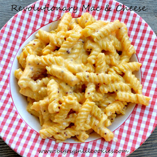 American Cheese Pasta Recipes.