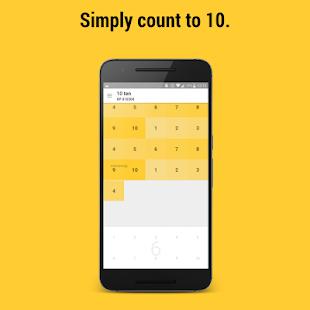 Ten - Can you count to 10? screenshot