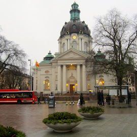 Gustaf Vasa kyrka by Viive Selg - Buildings & Architecture Places of Worship (  )