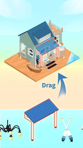 Art House 3D - Interior Design puzzle screenshots 1