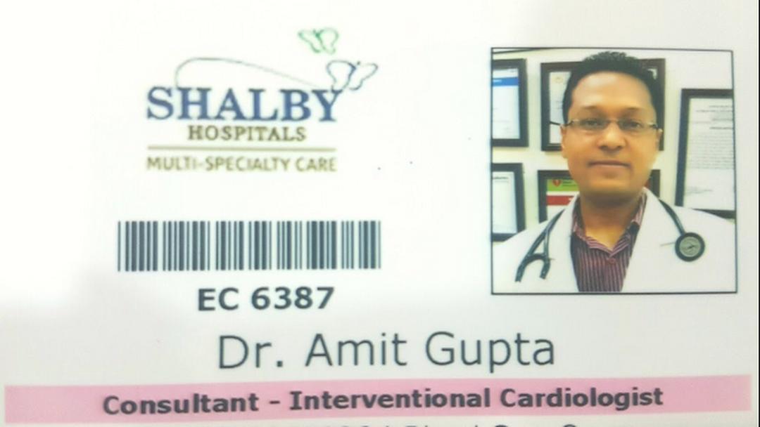Dr Amit Gupta- Best Heart Specialist/Intervention