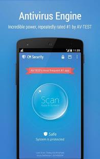 App CM Security Lite - Antivirus APK for Windows Phone