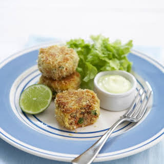 Japanese Salmon Patties.