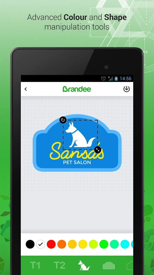 Brandee - Free Logo Maker & DIY Logo Creator- screenshot