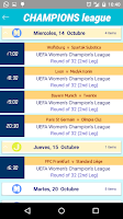 Screenshot of Sport Live Sat