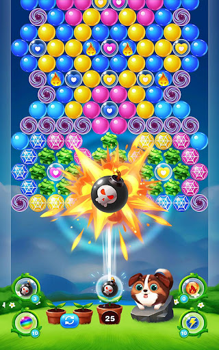 Bubble Shooter Balls filehippodl screenshot 9