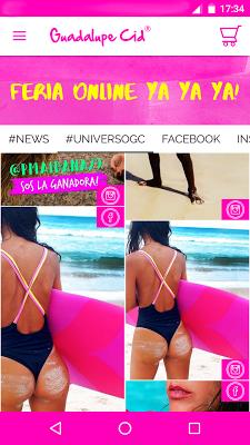 Universo Guadalupe Cid - screenshot