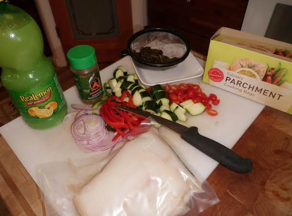 Ingredients You Need For Halibut Pockets.