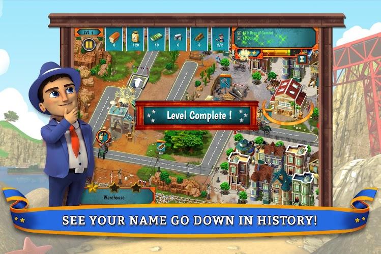 Monument Builders- Golden Gate- screenshot