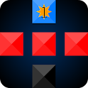 Square Fall icon