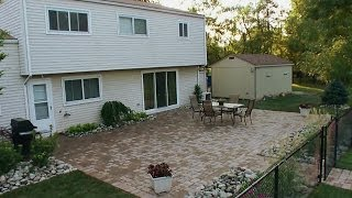 Huge Paver Patio