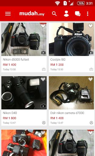 Mudah.my - Find, Buy, Sell Preloved Items  screenshots 2