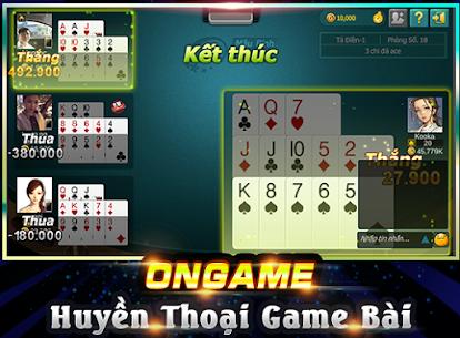Ongame Mậu Binh (game bài) 2