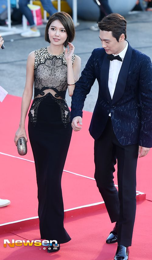 sooyoung gown 21
