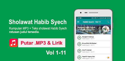 Sholawat Habib Syech Mp3 Lirik Apps On Google Play