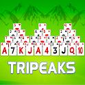 TriPeaks Solitaire Mobile icon
