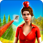 Apple Bow Shooter – Best 3D Archery Shooting Game Icon