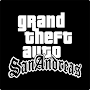 Grand Theft Auto: San Andreas APK icon