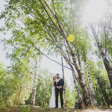 Wedding photographer Aleksandr Likhachev (llfoto). Photo of 15.10.2014