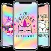 Kawaii Unicorn Wallpapers