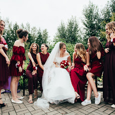 Wedding photographer Sasha Serebryakova (Malinova9I). Photo of 13.09.2017