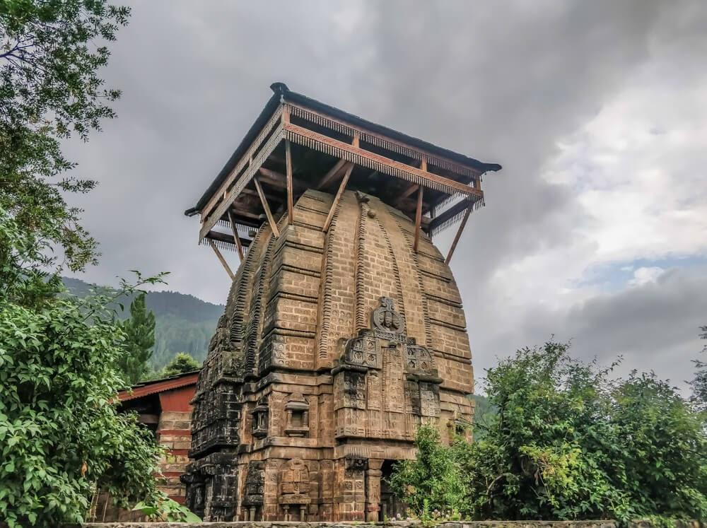 krishna+temple naggar best places to visit in manali himachal kullu manali india