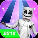 Piano Tiles: Marshmello Music Dance 2k19 icon