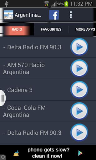 玩音樂App|Argentina Radio News免費|APP試玩