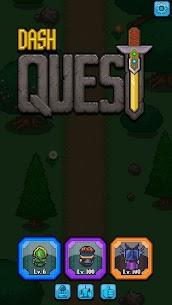 Dash Quest MOD (Unlimited Money) 1