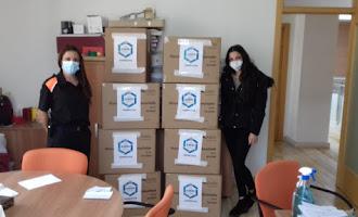 Más de 600.000 mascarillas gratis para los almerienses
