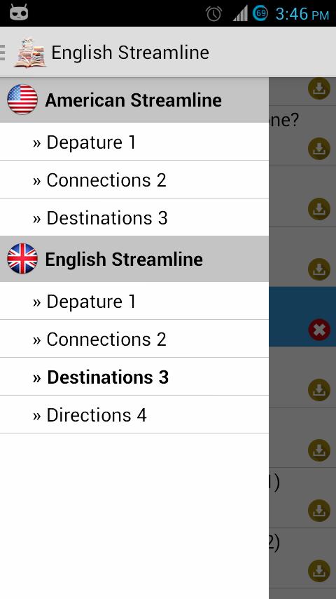 TOEFL Preparation - screenshot