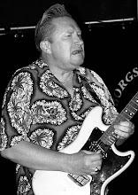 Photo: nr 3 2004 Sven Zetterberg Blues Band 040701 Villa Belparc Göteborg Bluesparty Göteborg