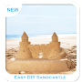 Easy DIY Sandcastle Ideas APK icon