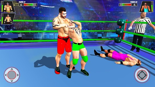 Grand Tag Team Wrestling Game: Ring Fighting Games 3