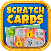 Golden Scratch Cards