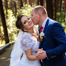 Wedding photographer Irina Yurlova (kelli). Photo of 16.09.2017