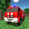 Driver Steve: EMERCOM - Firefighter Simulator icon