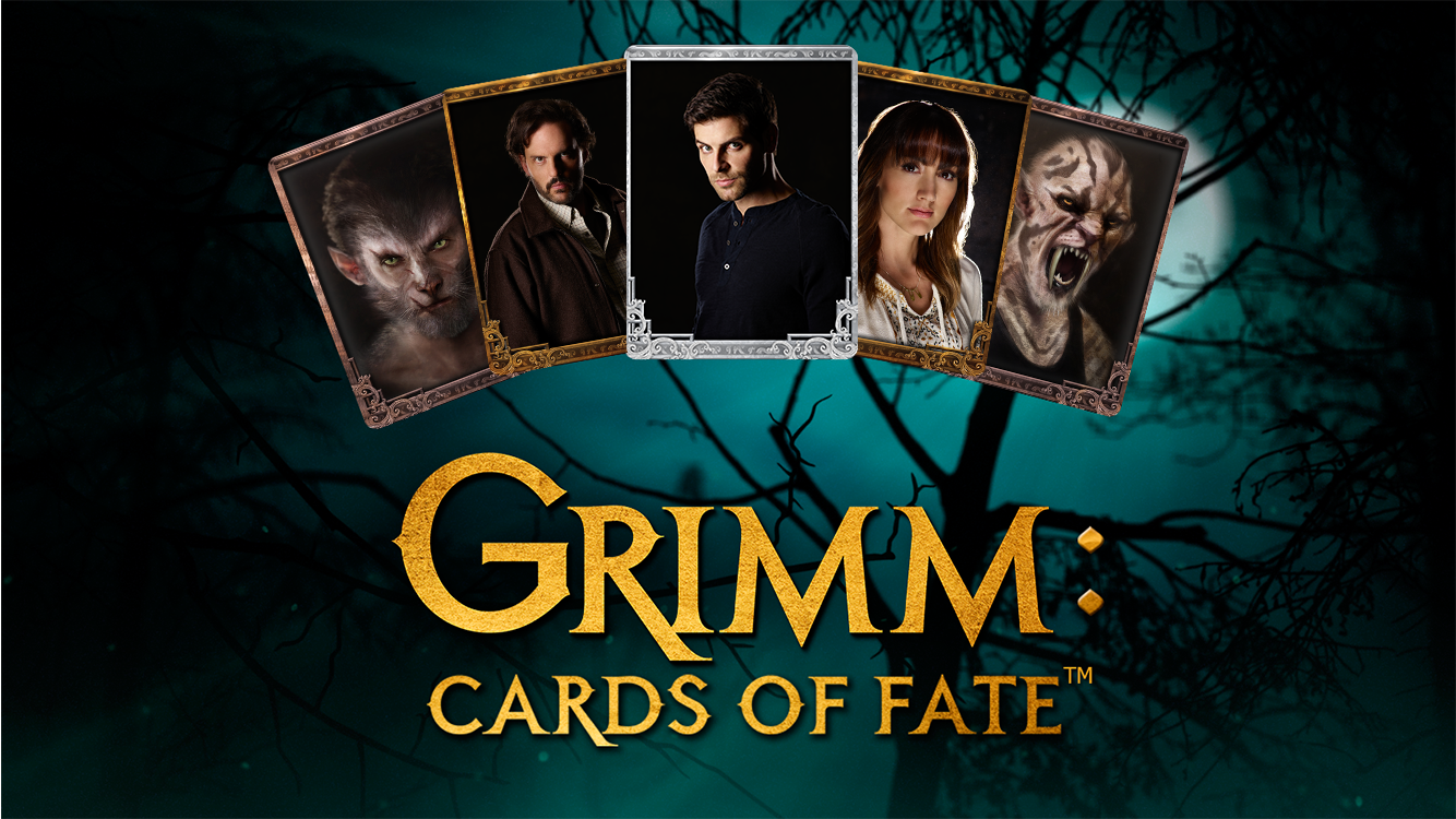Grimm: Cards of Fate- screenshot