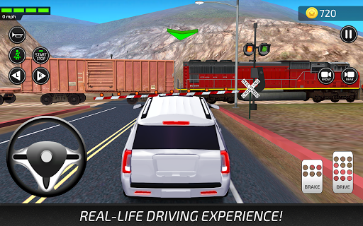 Car Driving Academy 2018 3D 1.7 Screenshots 1