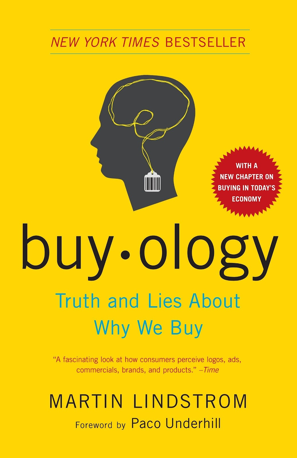 Buy-ology by Martin Lindstrom