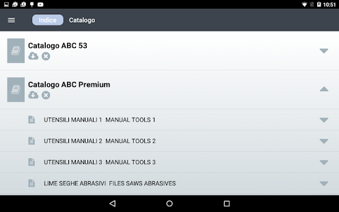 Catalogo ABC- miniatura screenshot